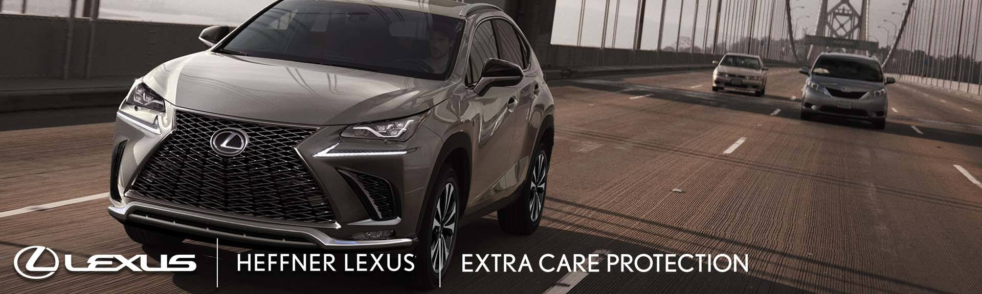 Heffner Lexus | Extra Care Protection