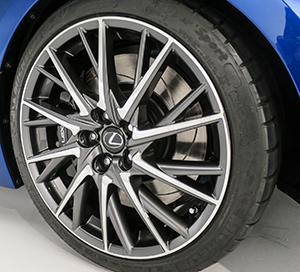 Lexus Tire