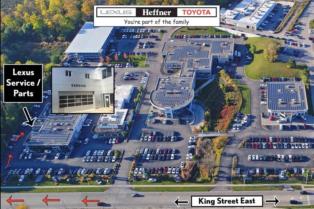 Heffner Lexus Service