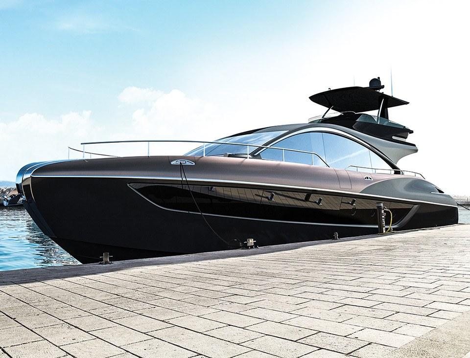 Lexus LY 650 Luxury Yacht_Future Models