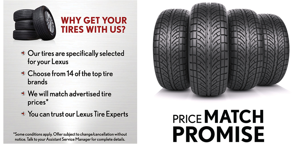 Why Get Your Tires With Us?