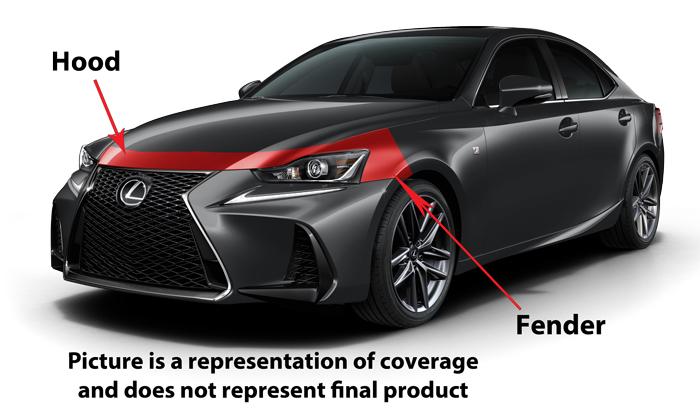 Paint-Protection-Lexus