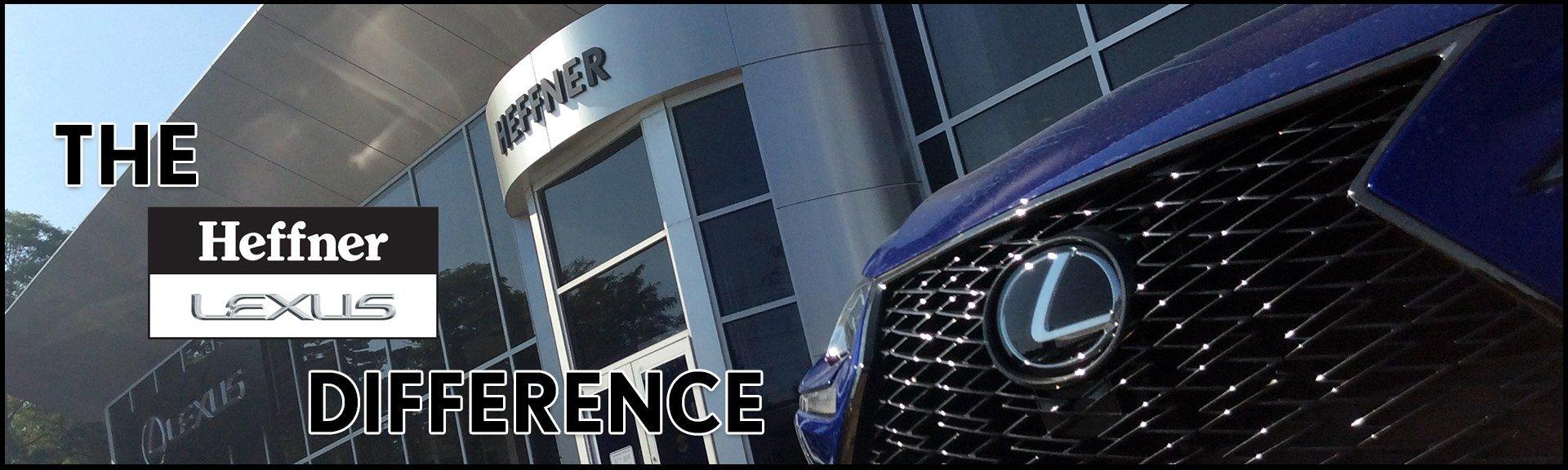 Heffner Difference Banner Ad_Lexus