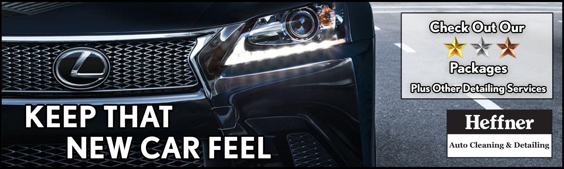 Detailing Banner Ad_Lexus