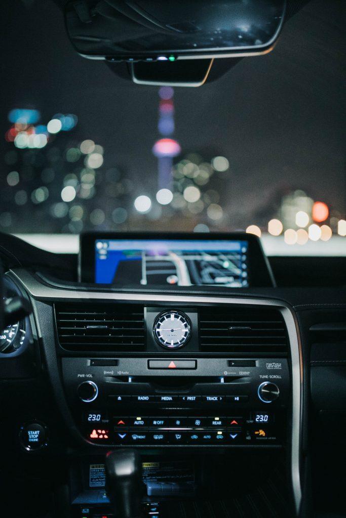 2019 Lexus RX L Technology