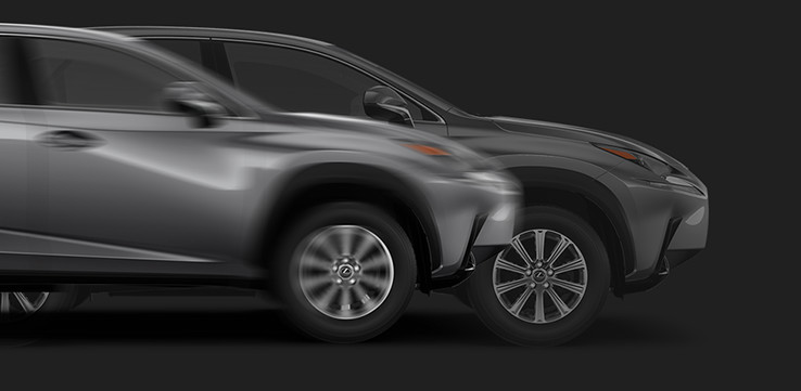 2019 Lexus NX_Brake Assist