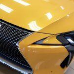 2019 Lexus LC 500 Inspiration Edition Front End