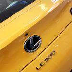2019 Lexus LC 500 Inspiration Edition Emblem