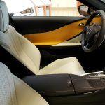 2019 Lexus LC 500 Inspiration Edition Interior1