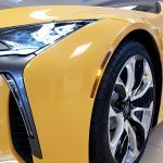2019 Lexus LC 500 Inspiration Edition Front Tire