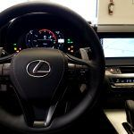 2019 Lexus LC 500 Inspiration Edition Sterring Wheel & Dash