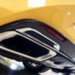 2019 Lexus LC 500 Inspiration Edition Rear Bumper