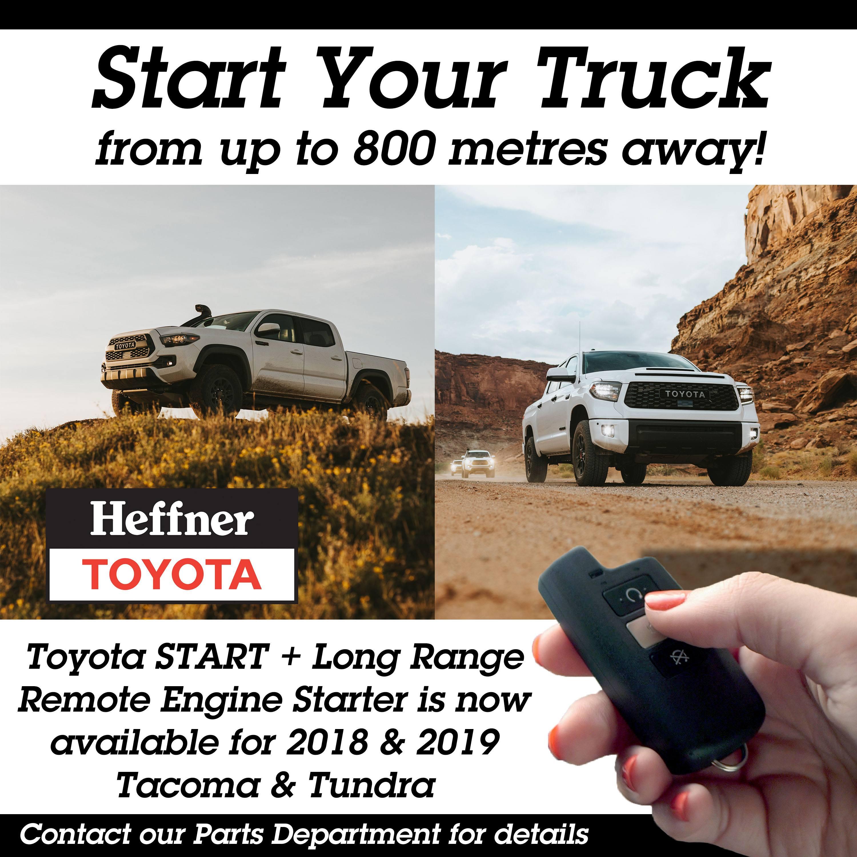 Toyota Parts & Accessories | Heffner Toyota Parts in Kitchener