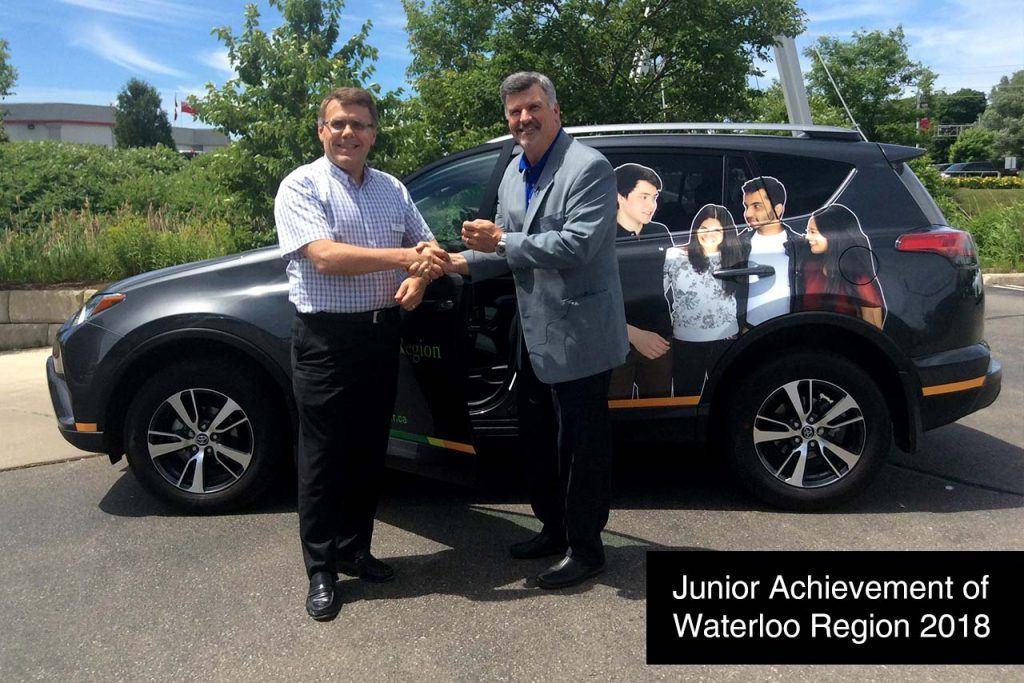 Junior Achievement of Waterloo Region 2018