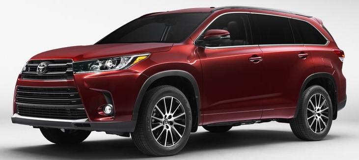 Toyota Highlander- Heffner Toyota