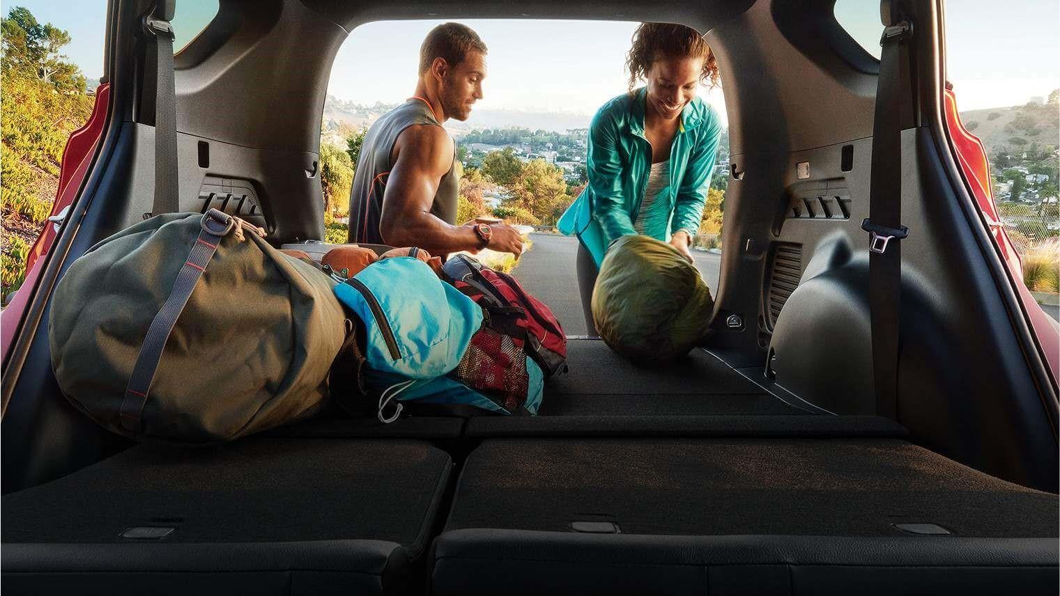 Toyota RAV4 Interior- Heffner Toyota