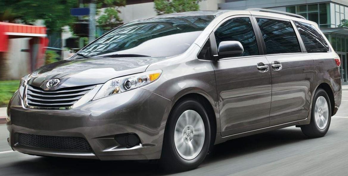 Toyota Sienna- Heffner Toyota