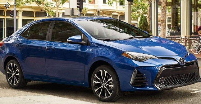Toyota 2018 Corolla- Heffner Toyota