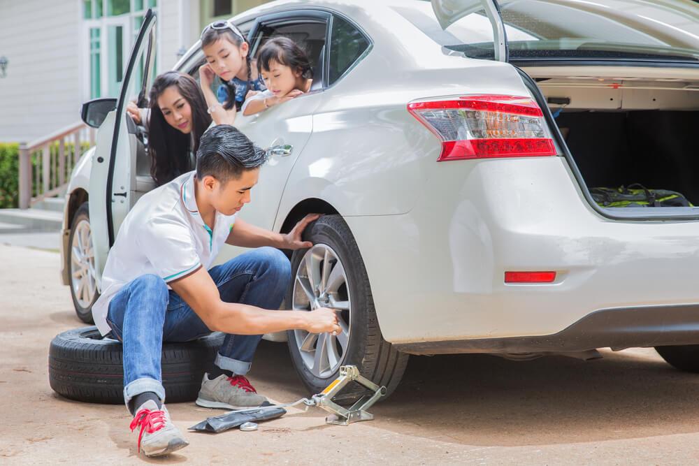 Get Road Trip Ready- Heffner Toyota