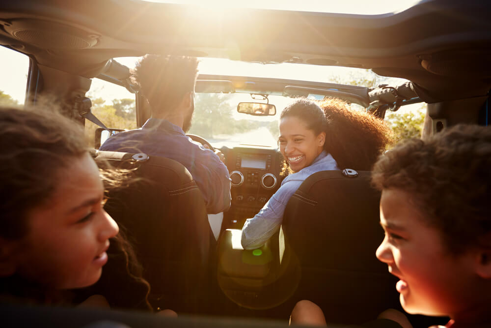 Family Road Trips- Heffner Toyota