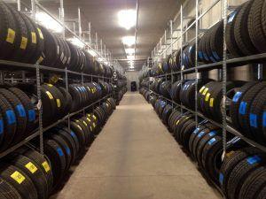 Heffner Tire Storage