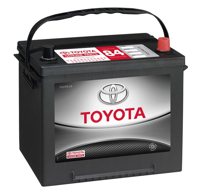 Image result for toyota canada batteries