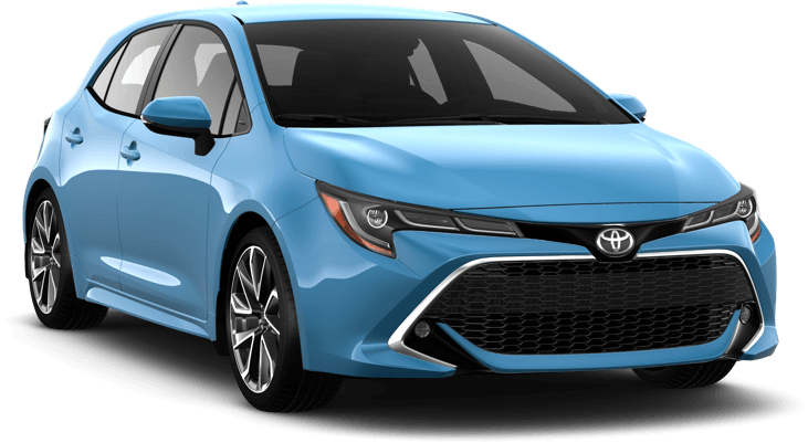 2019-corolla-hatchback-features-design-blue-flame-front-3-4-l