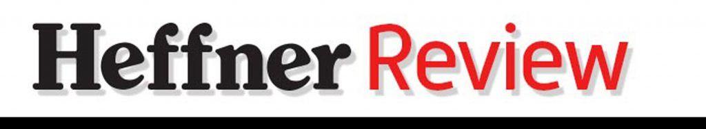 Heffner Review Logo wiht Black Bar
