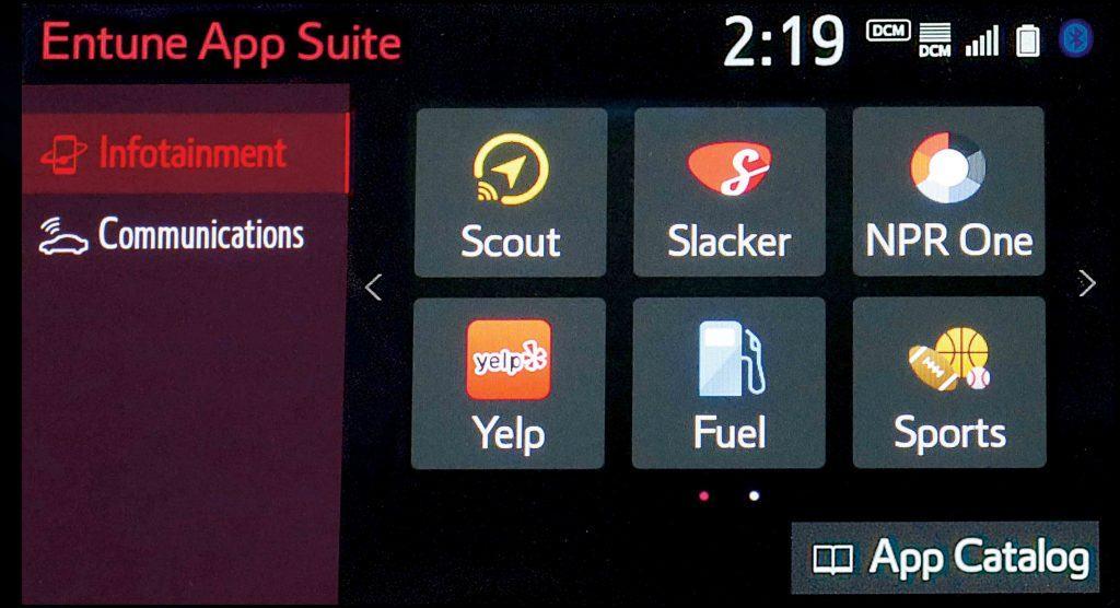 Sienna-English-Entune-App-Suite