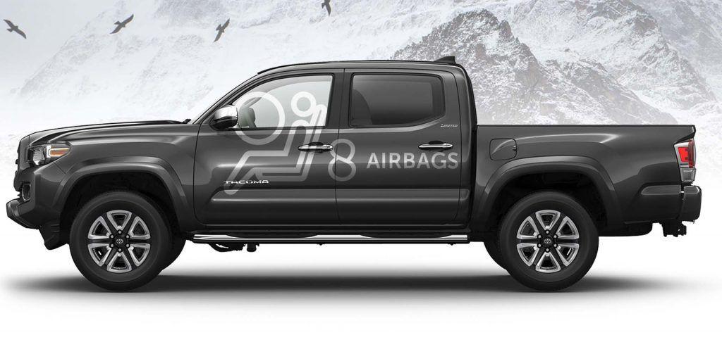 Tacoma 8 Airbags
