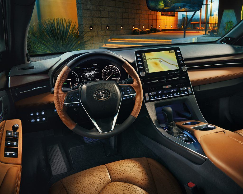 toyota-2019-avalon-interior-limited-cognac-l