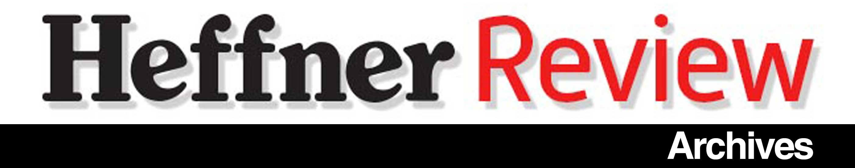Heffner Review Archives Logo
