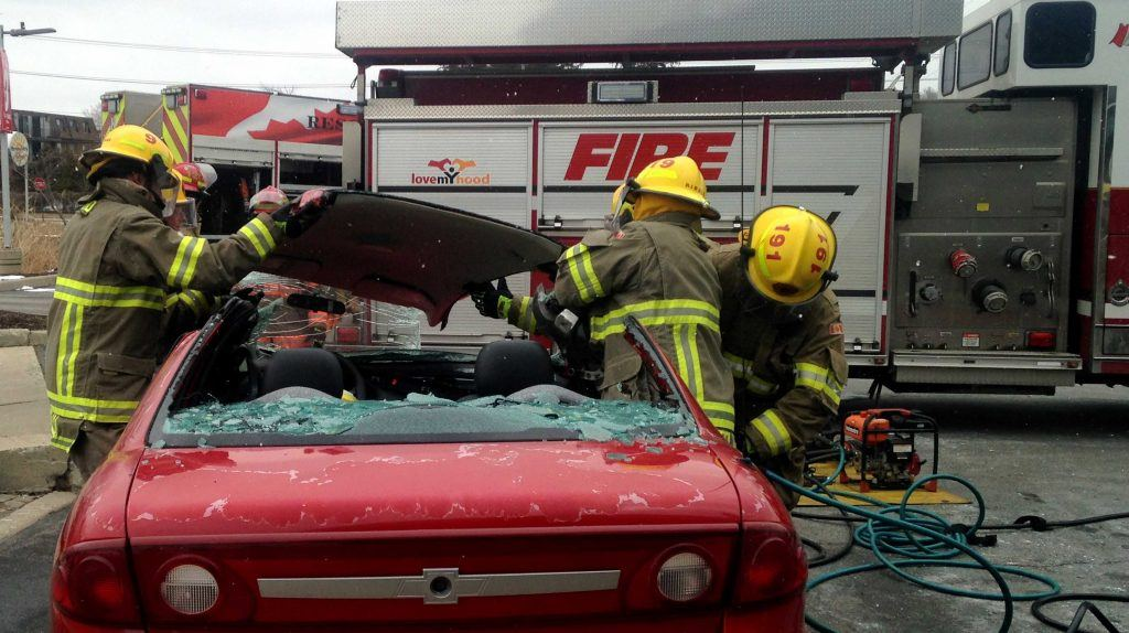 Heffner Spring Show - Jaws of Life