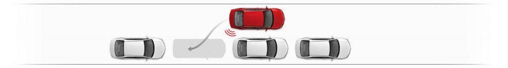 Toyota Safety Sense - Parking