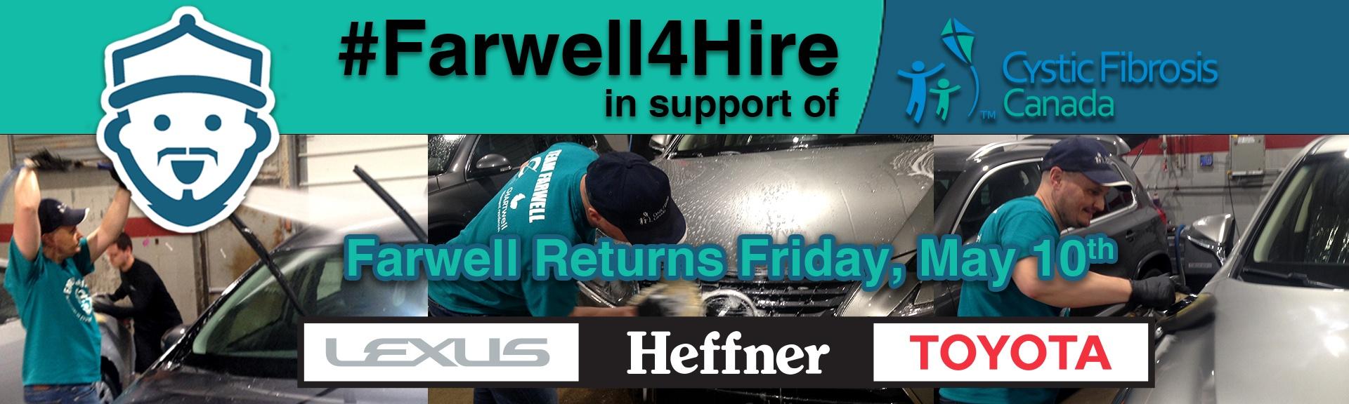 Farwell 4 Hire