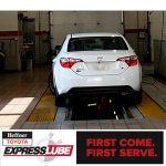 Heffner Toyota Express Lube