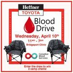 Heffner Blood Drive
