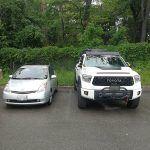Toyota Prius Toyota Tundra