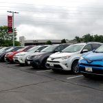 RAV4s for sale at the Heffner Used Vehicle Centre