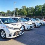 Shuttle Service at Heffner Toyota