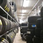 Heffner Toyota State-Of-The-Art Climate Controlled Tire Facility