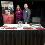 Heffner's at the Conestoga College Job Fair, March 6, 2019